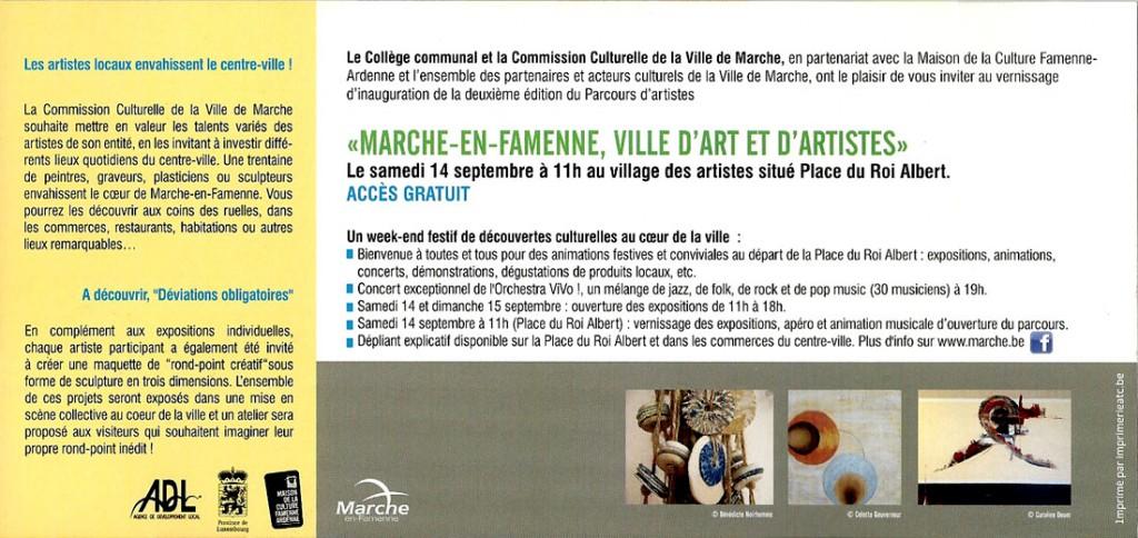 Parcours d'artistes 2013